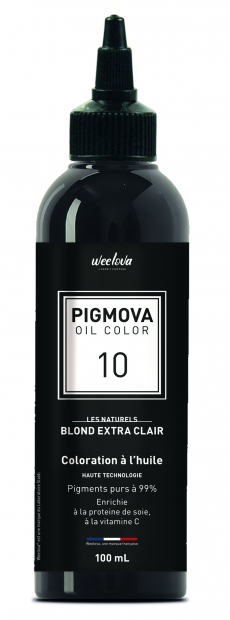 PIGMOVA - 10 Blond extra clair - 100ml