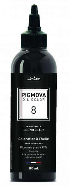 PIGMOVA - 8 Blond Clair - 100ml