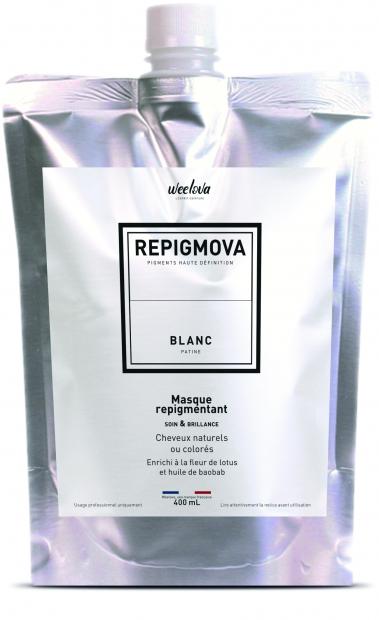 REPIGMOVA - Le Blanc (Patine) - 400ml