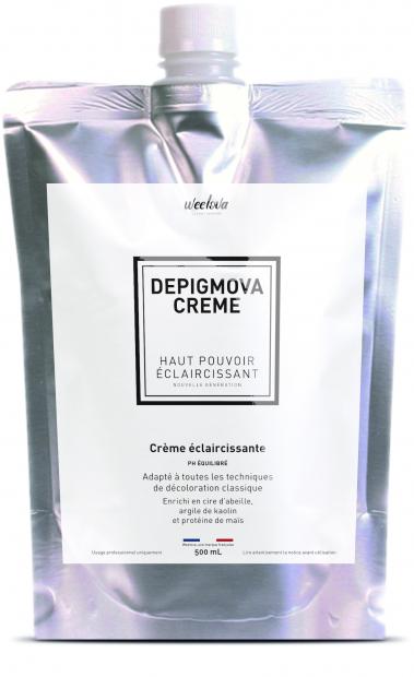 DEPIGMOVA - Crème éclairssissante 500ml