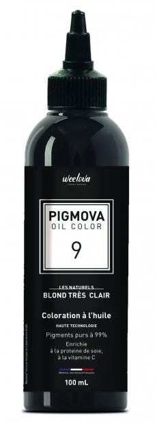 PIGMOVA - 9 Blond très clair - 100ml