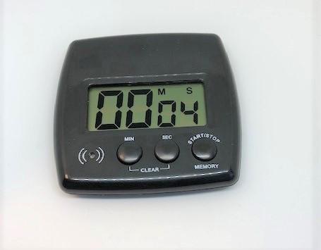 Minuteur Electronique Digital