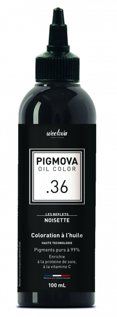 PIGMOVA  - .36 Noisette 100ml
