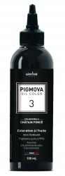 PIGMOVA - 3 Châtain Foncé - 100ml