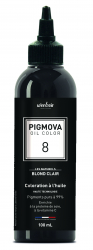 PIGMOVA - 8 Blond Clair - 100ml