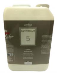 BIDON ACTIVATRICE 5 (40vol)  - 3 L
