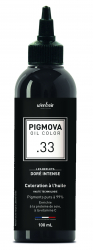 PIGMOVA OIL - .33 Doré Intense - 100ml