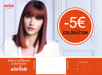 250 FLYERS PROMO COLORATION